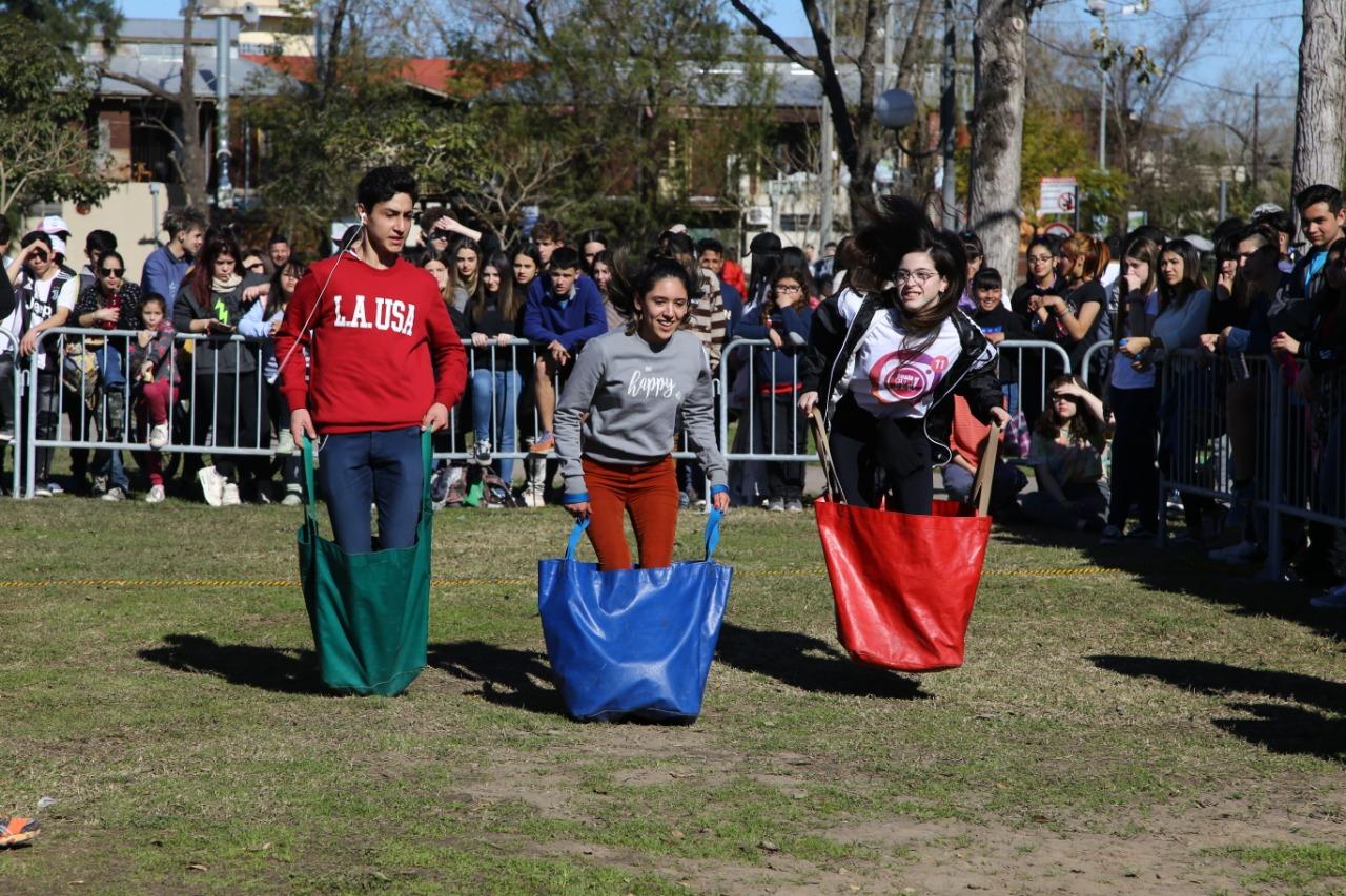 Cientos de jóvenes participaron de una nueva jornada de Costa Joven