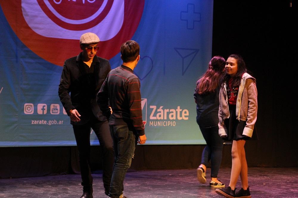 Costa Joven: la competencia de Teatro se vivió en el Forum