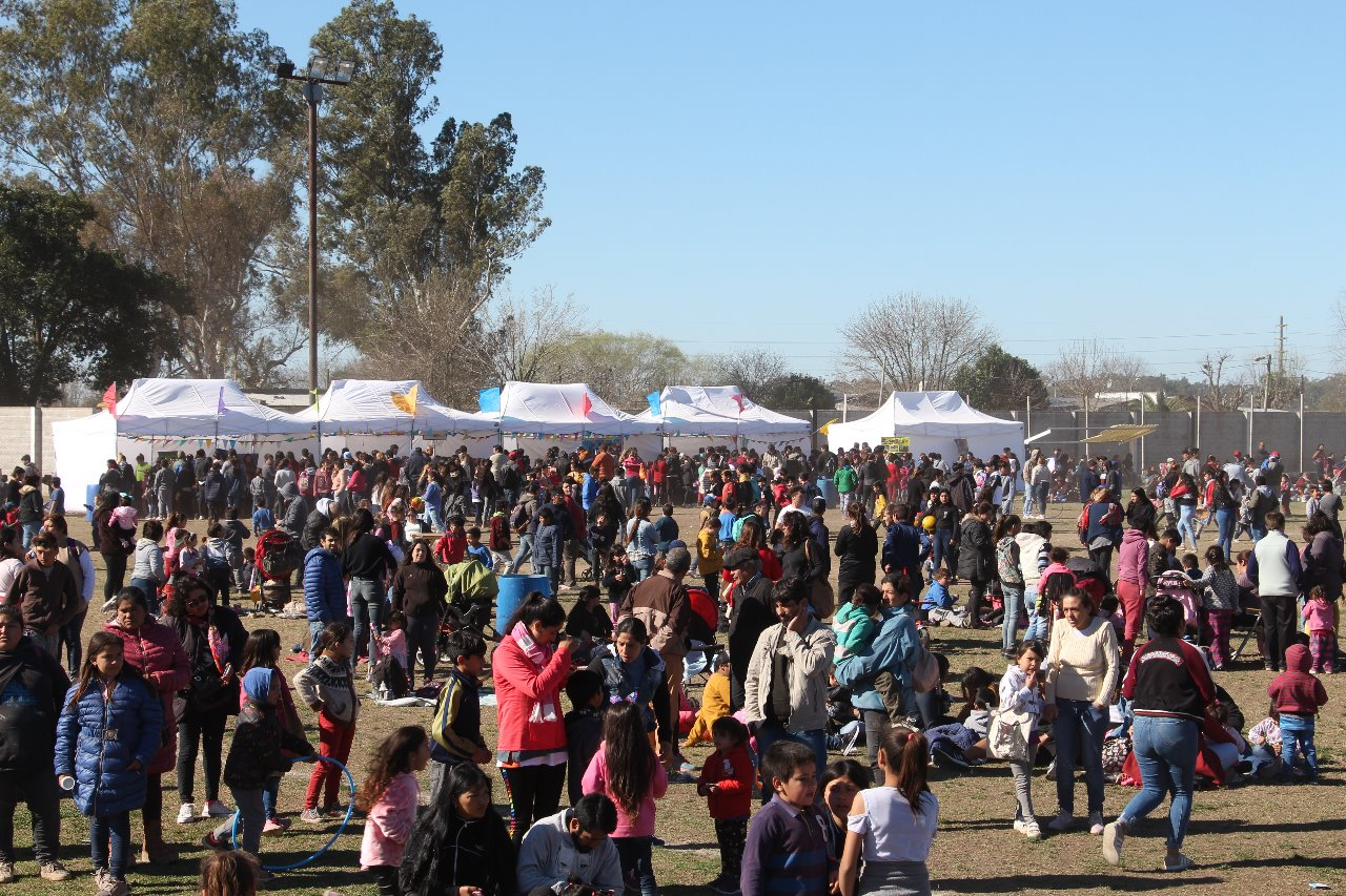 Más de 4 mil personas festejaron el Día del Niño en Lima