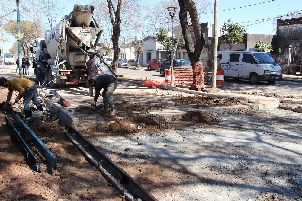 En pocas semanas, las calles Hipólito Yrigoyen y Pinto cambian de sentido de circulación