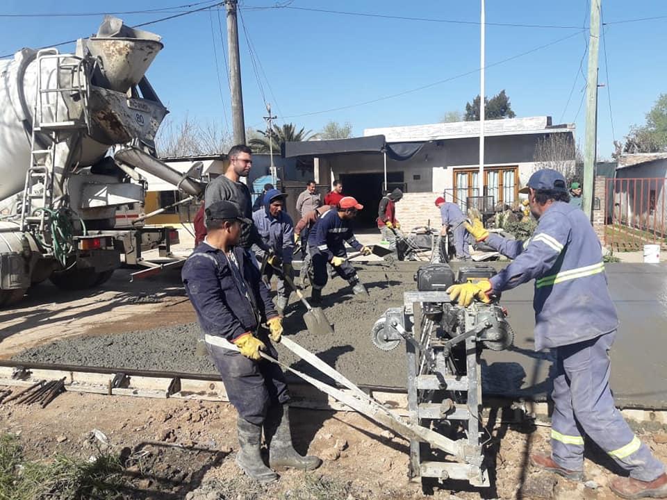 El Municipio tiene 25 obras en ejecución