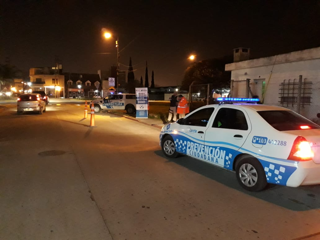Municipio trabaja en controles de prevención nocturnos