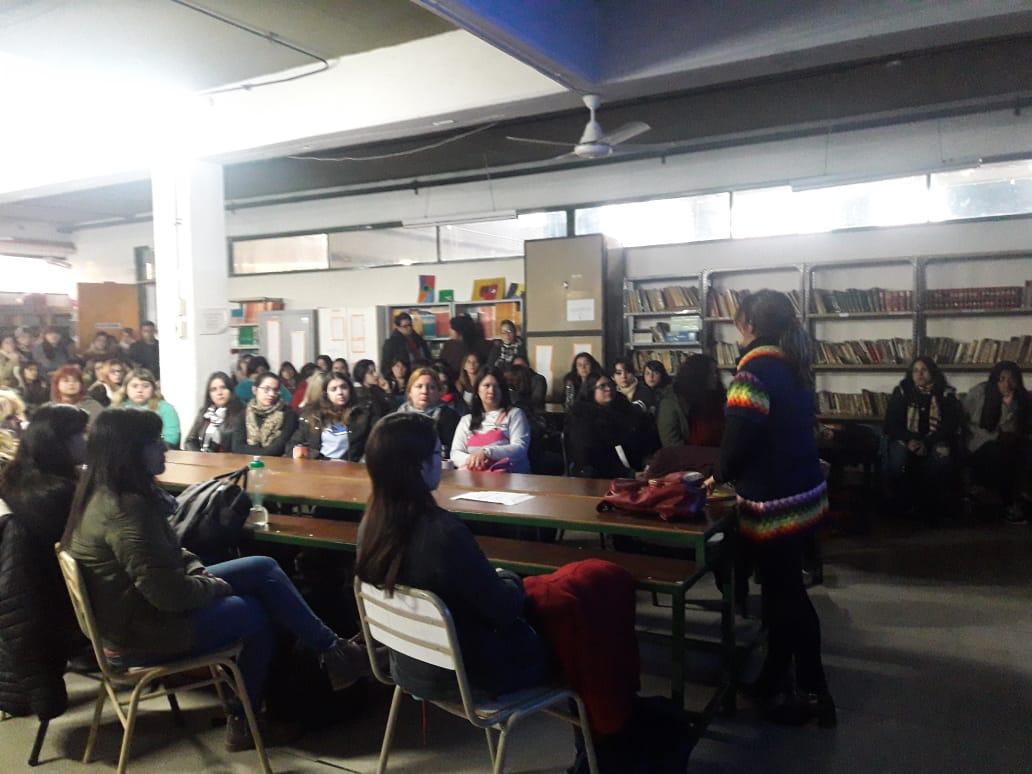 Municipio desarrolló una charla sobre Género y Educación