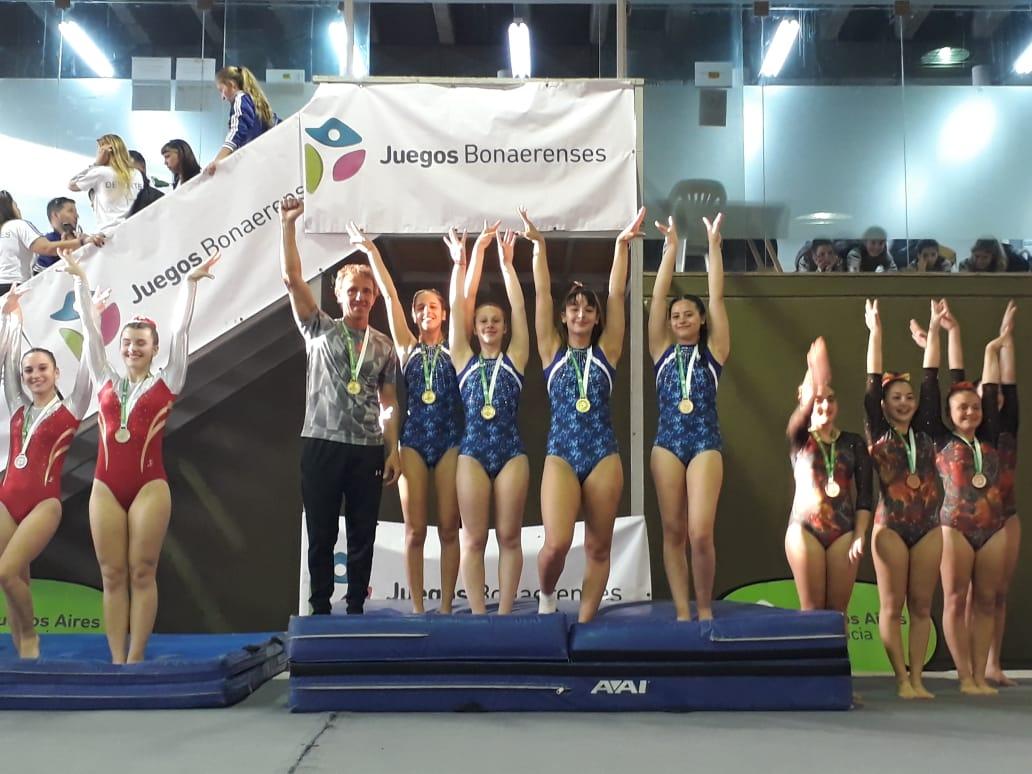 Primeras medallas para Zárate en la final de los Juegos Bonaerenses