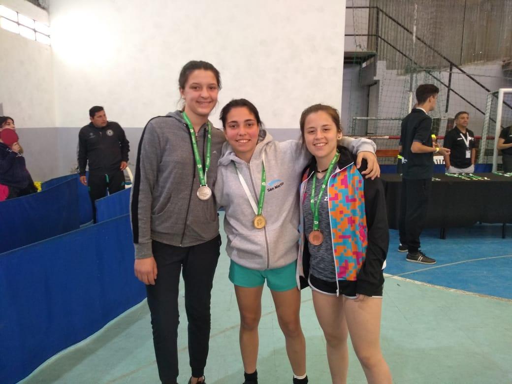 Torneos Bonaerenses: Zárate logró 10 medallas