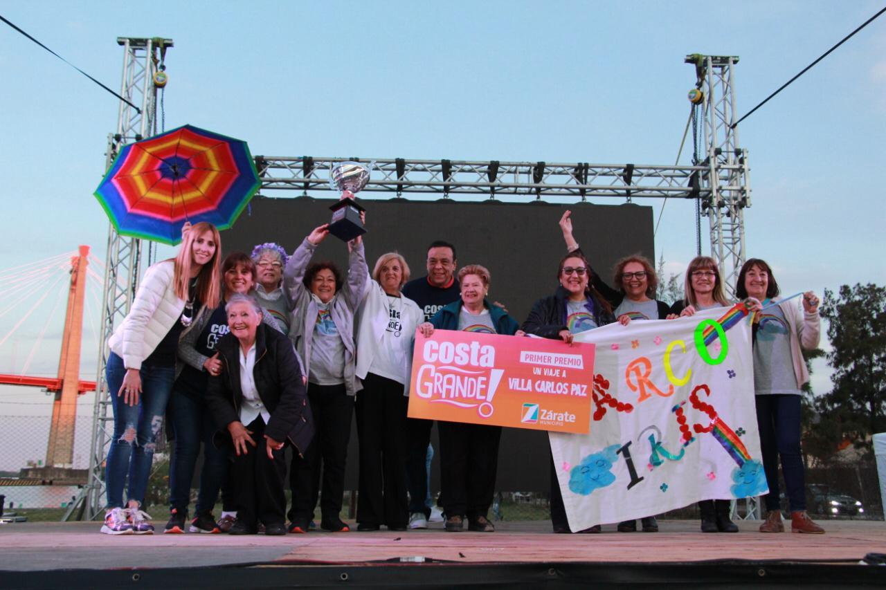 Finalizó Costa Grande y se conmemoró el Día Mundial de la Parálisis Cerebral