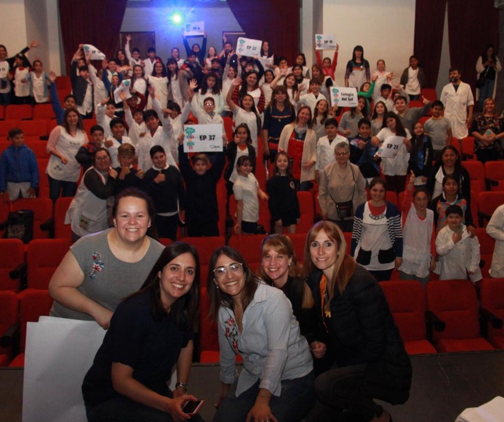 Ciudad Rayuela: Se dictó el Taller de Exposición y Oratoria