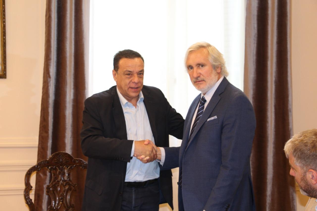 El Municipio firmó cuatro convenios con la Procuración General de la Suprema Corte de Justicia provincial