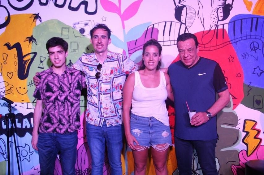 Festival ASOMA fue un éxito en el Ex Galpón de la Aduana