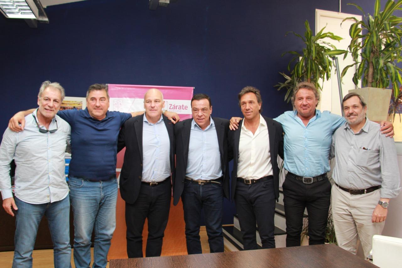 Sport Club tendrá una sede en el Polideportivo Municipal de Zárate
