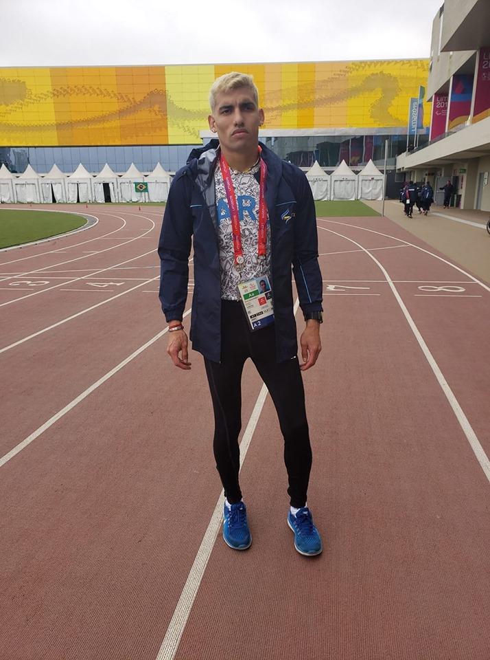 Hernán Barreto se prepara para el Mundial de Dubai