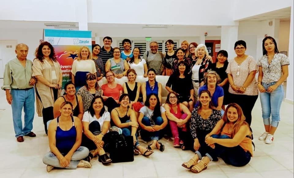 La Universidad Popular Zárate cerró el año con 120 nuevos egresados