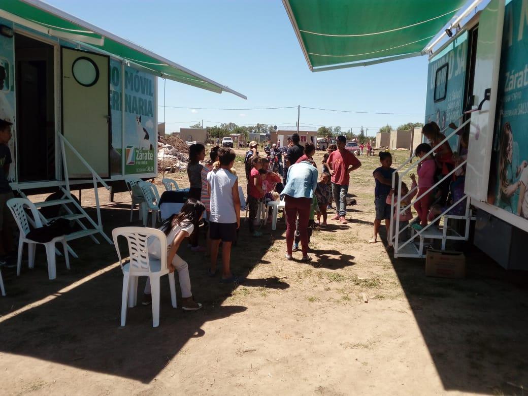 Se realizaron controles gratuitos por el Día Latinoamericano de la lucha contra el Cáncer Bucal