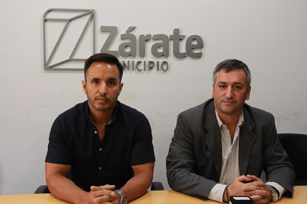 Municipiopresentóa Gastón Otero como Secretario de Seguridad