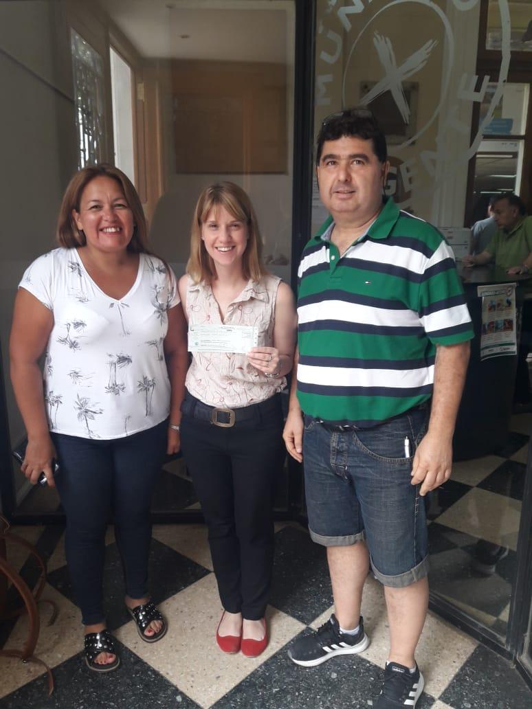 Se entregó el segundo premio deCiudadRayuela