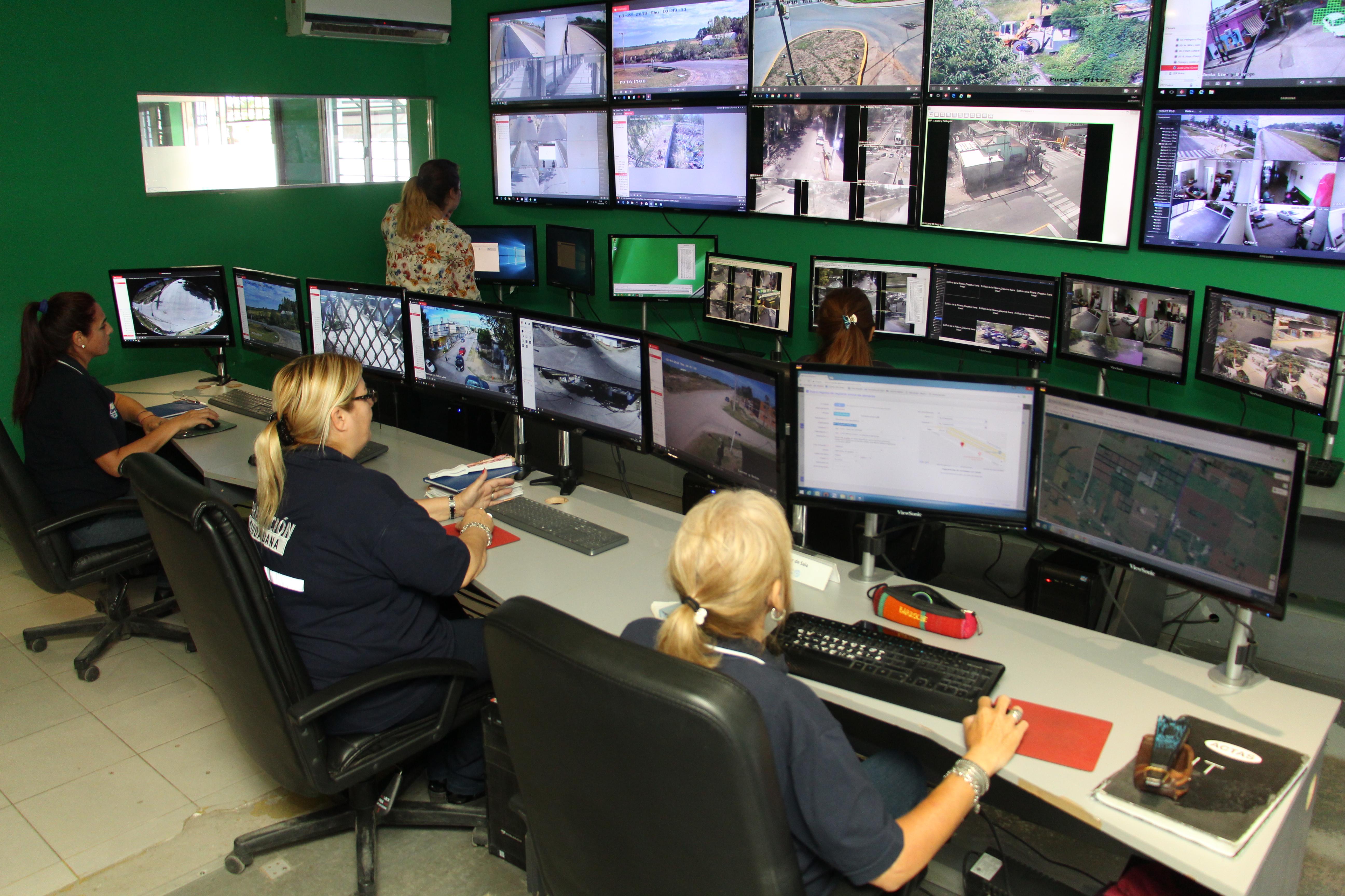 Municipio continúa trabajando para mejorar la seguridad de la ciudad