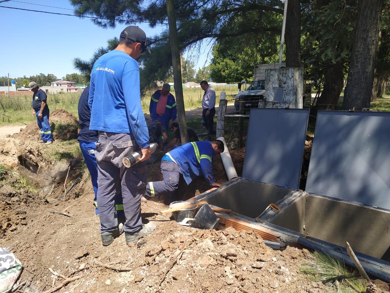 Se conectó la bomba de agua en el barrio Sol y Paz de Lima