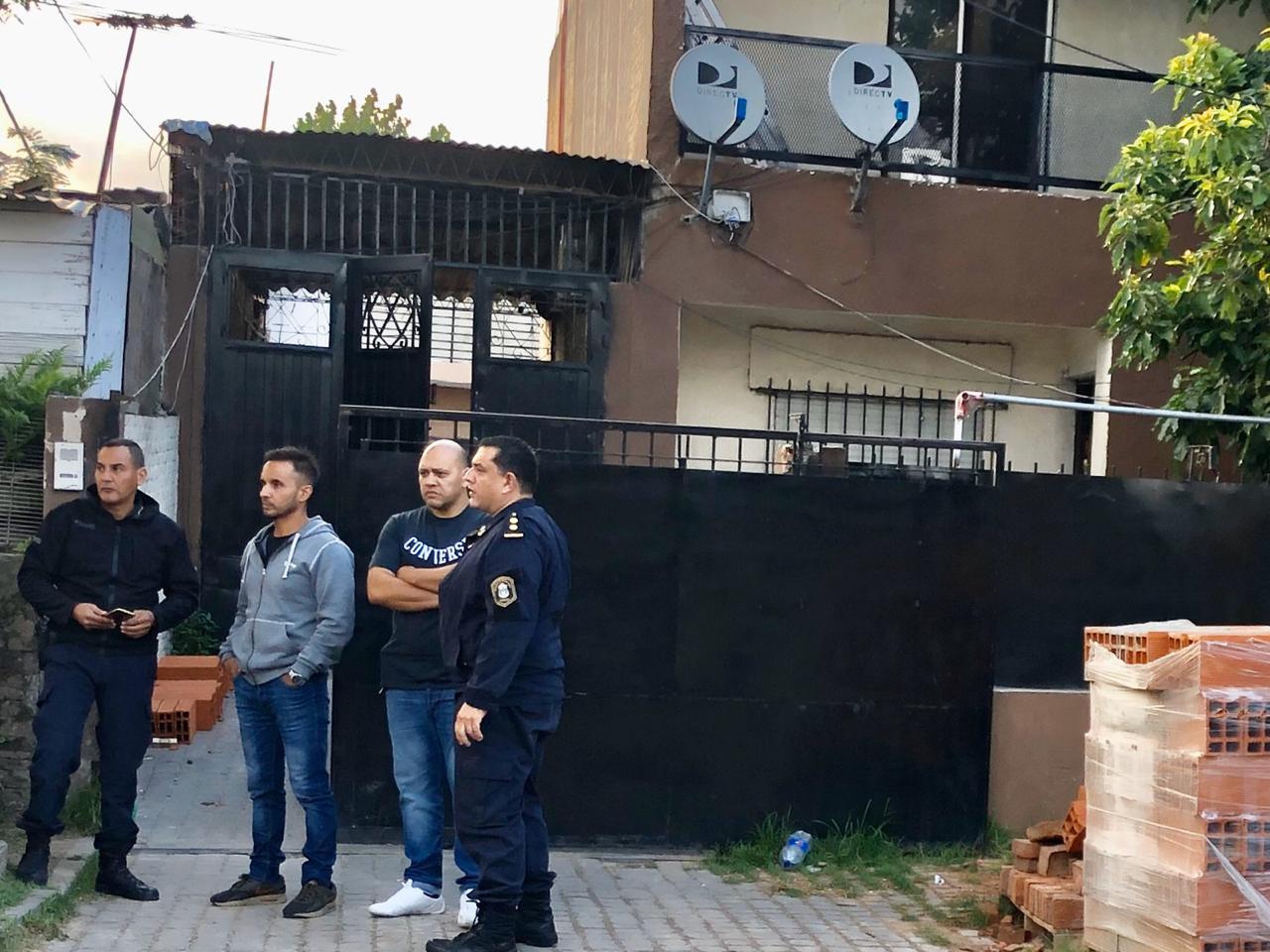 """Se detuvieron a los líderes de la banda que robaba en la modalidad de """"escruches"""""""