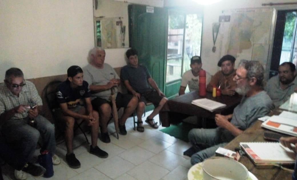 El Municipio se reunió con productores apícolas