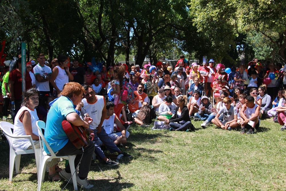 """Último día de la Colonia Municipal inclusiva """"Verano al Agua"""""""