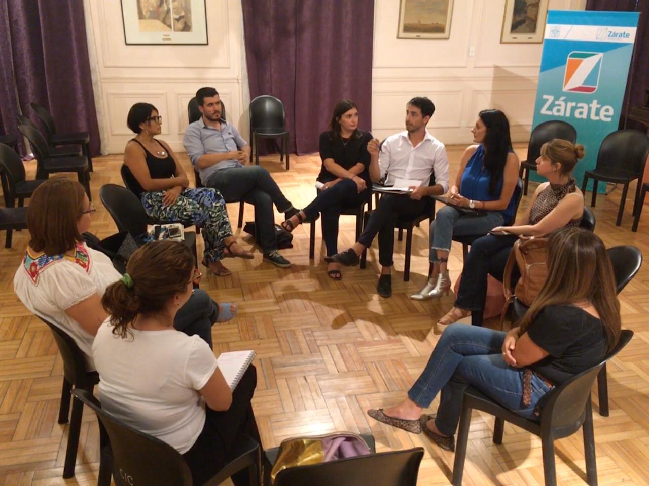 Reunión de Coordinación en el Marco de la Celebración del UPD, Último Primer Día de Clases