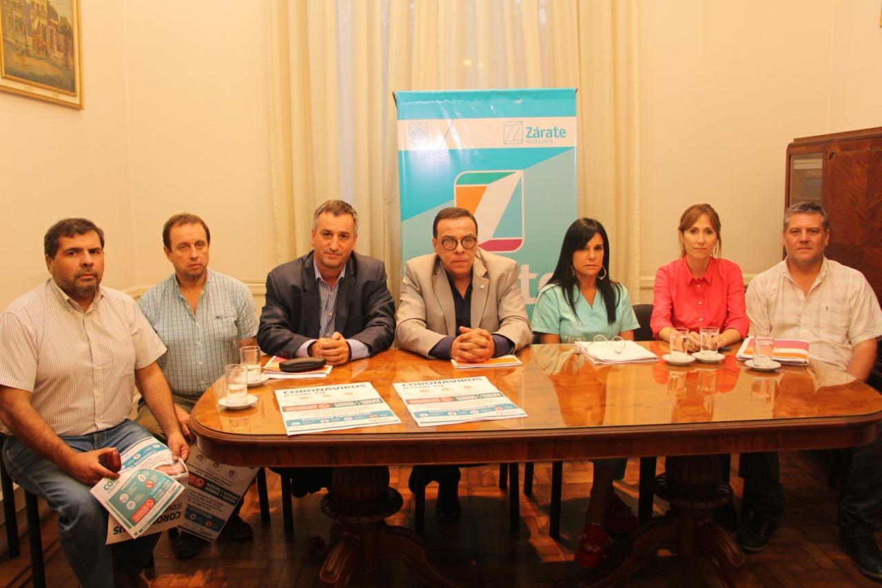 Municipio suspendió actividades culturales y creó un Comité de Emergencia Sanitaria