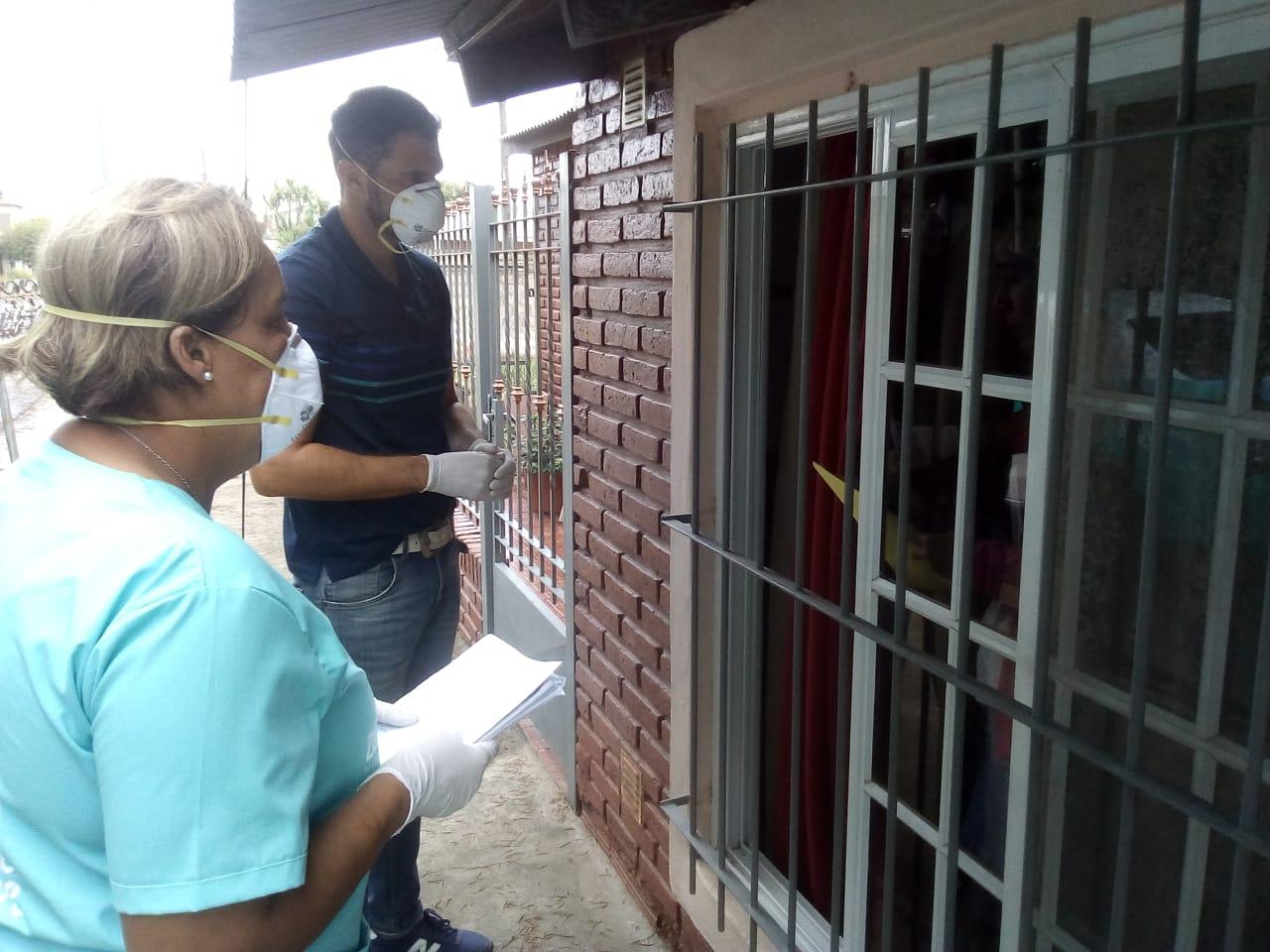 Coronavirus: Municipio profundiza los controles para que los vecinos cumplan con la cuarentena