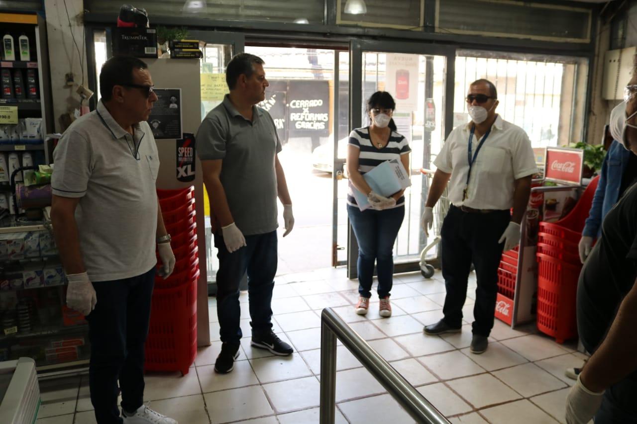 Cáffaro encabeza dinámicos Operativos de control en Zárate