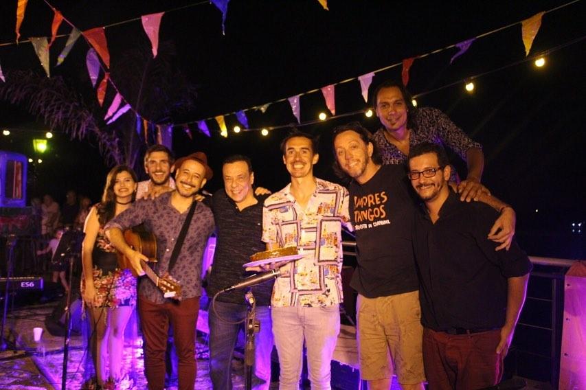 Emocionante edición del Ciclo Canciones al Río en el Día de la Mujer