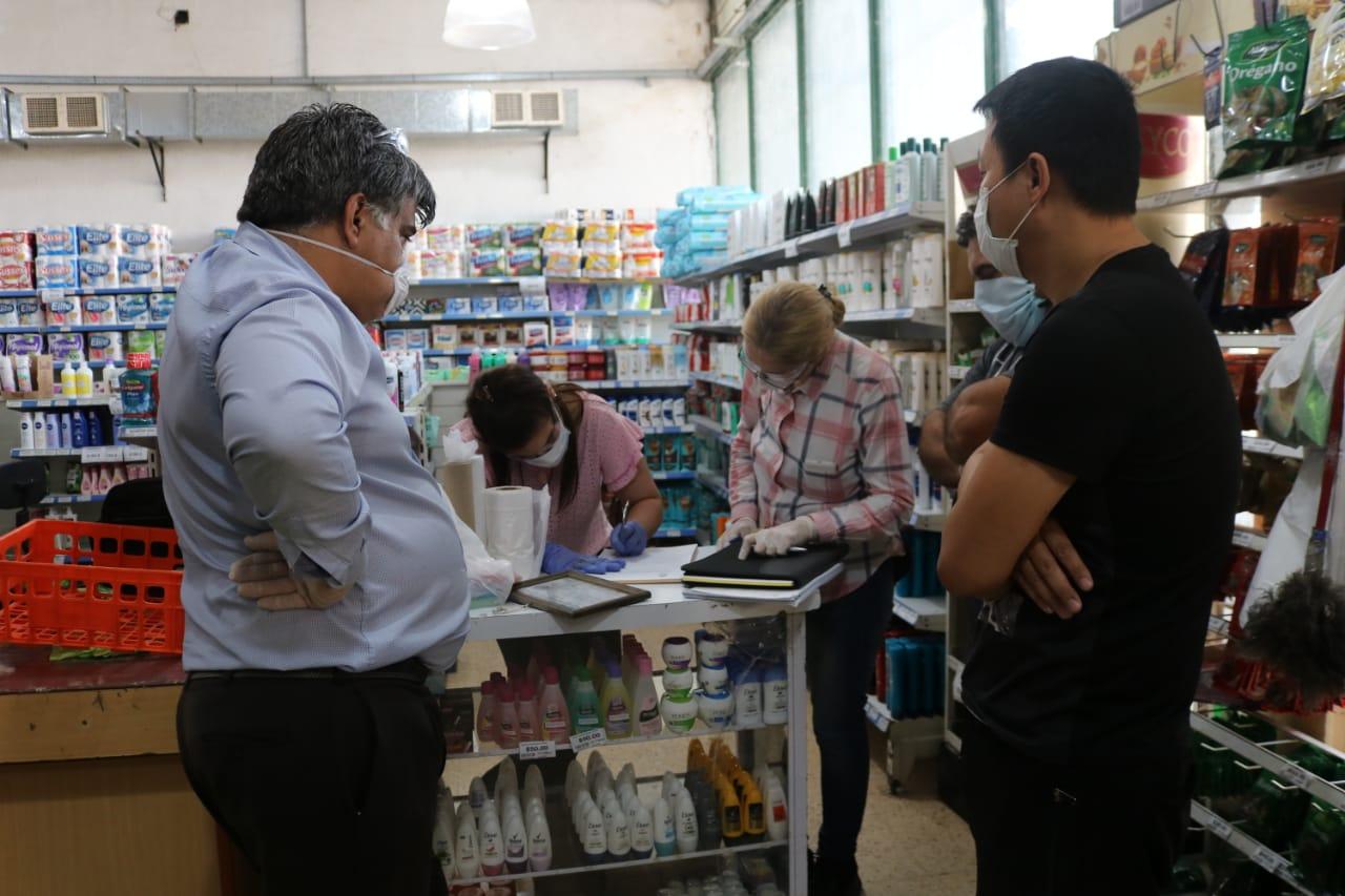 Coronavirus: Fin de semana de controles de precios e inspección de comercios