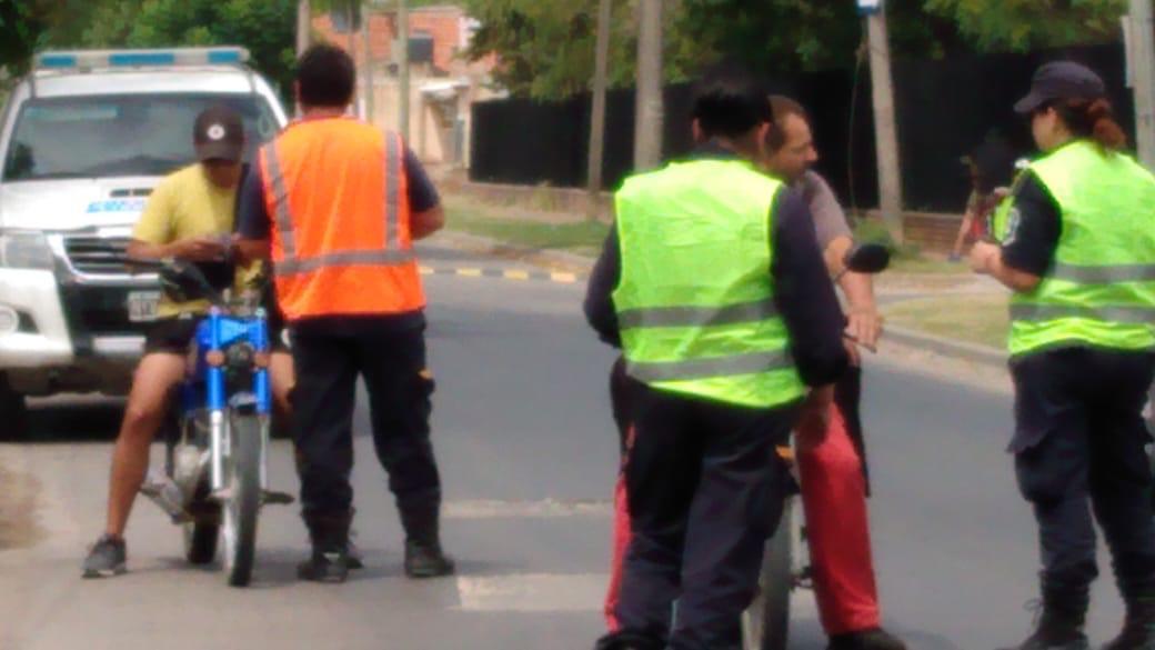 Un detenido en un Operativo de Seguridad del Municipio
