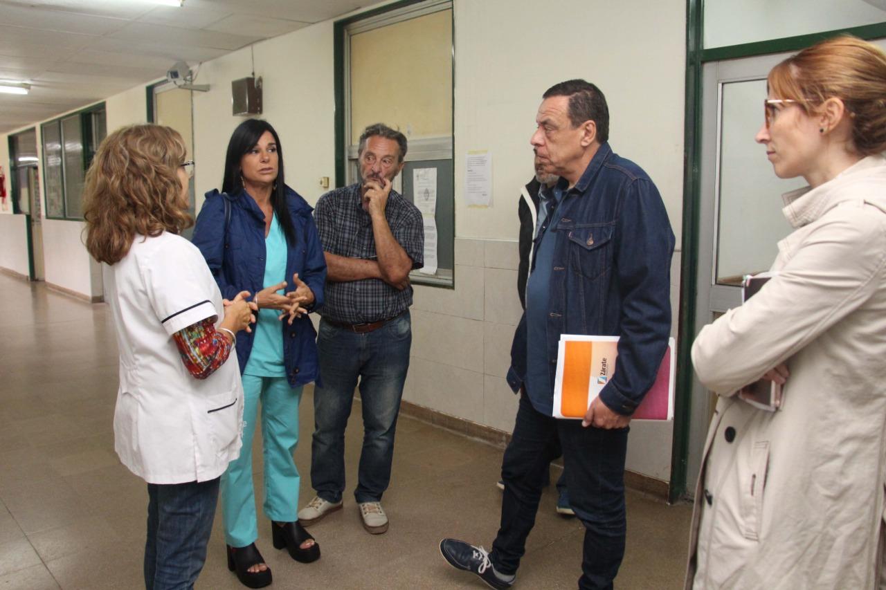 La Secretaria de Salud hablò luego de oficializar el Primer caso en el Partido de Zàrate.