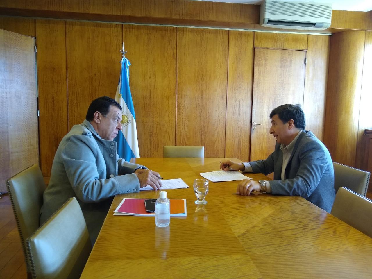 Plan de Emergencia Alimentaria:  Importante acuerdo entre el Municipio de Zárate y el Ministerio de Desarrollo Social de la Nación