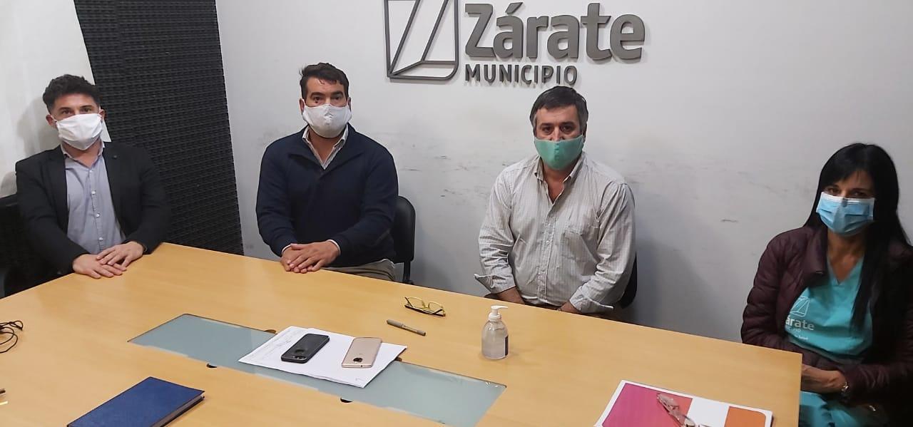 El Municipio anunció el aislamiento preventivo de los trabajadores de Papelera del Plata