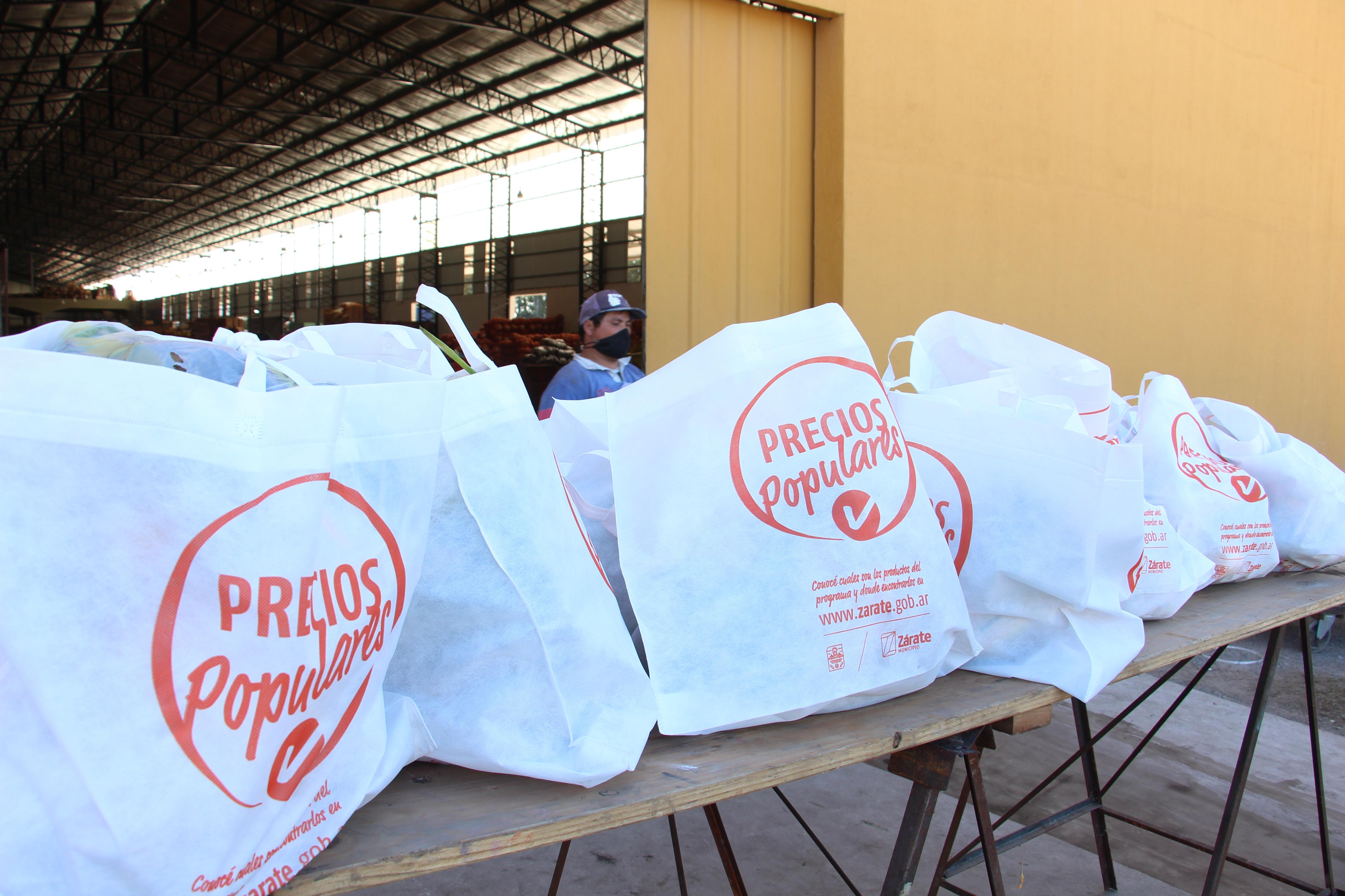 El Municipio informa las propuestas del Programa Precios Populares Solidarios