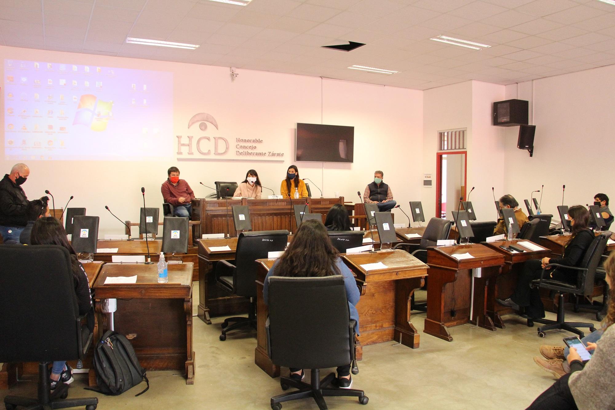 El municipio se reunió con los responsables del programa El Barrio Cuida al Barrio para trabajar de manera articulada