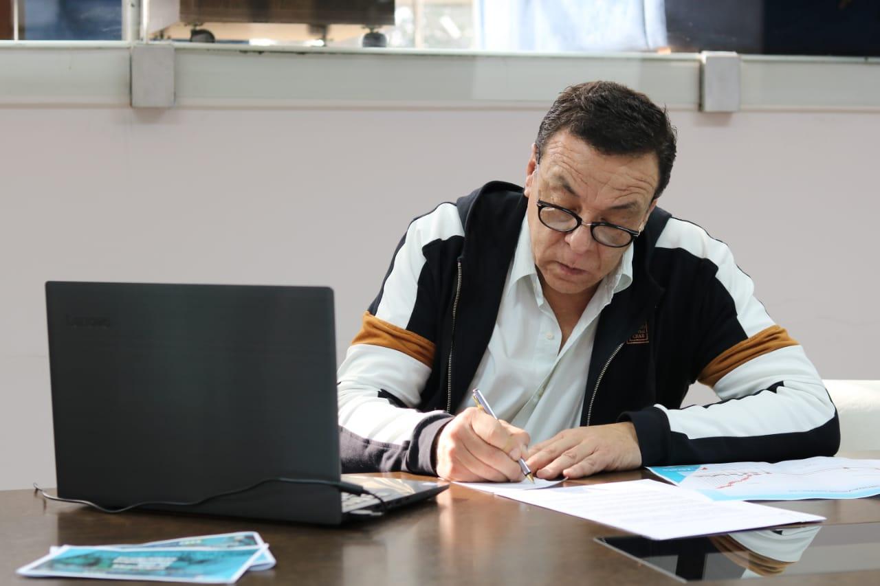 Cáffaro y Kicillof dialogaron sobre la preocupación de los aumentos de contagios tras la flexibilización del 13 de mayo en CABA