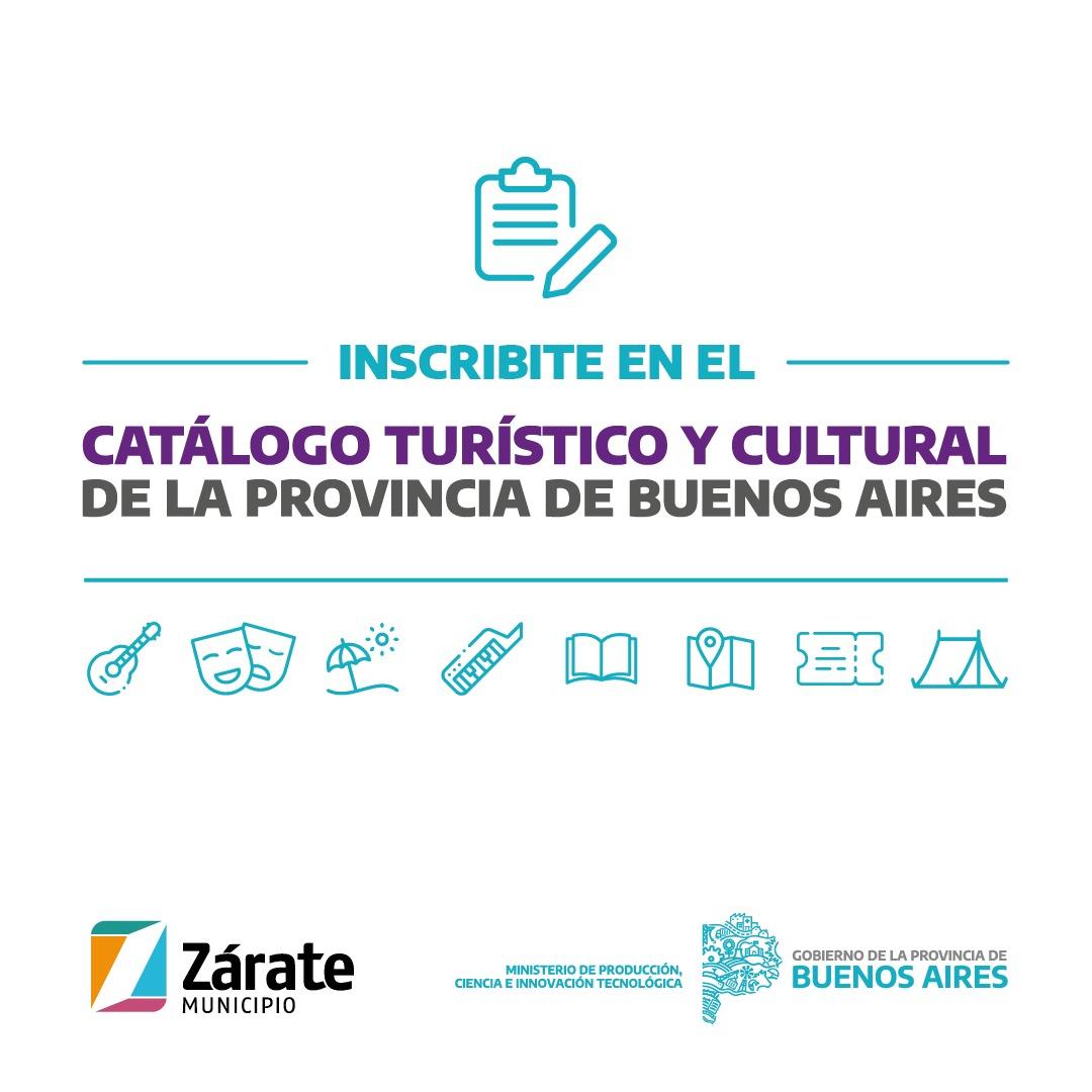 El Municipio informa sobre el nuevo catálogo Turístico y Cultural