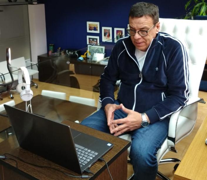 Situación Epidemiológica: Cáffaro participó de una videoconferencia encabezada por el Gobernador Kicillof