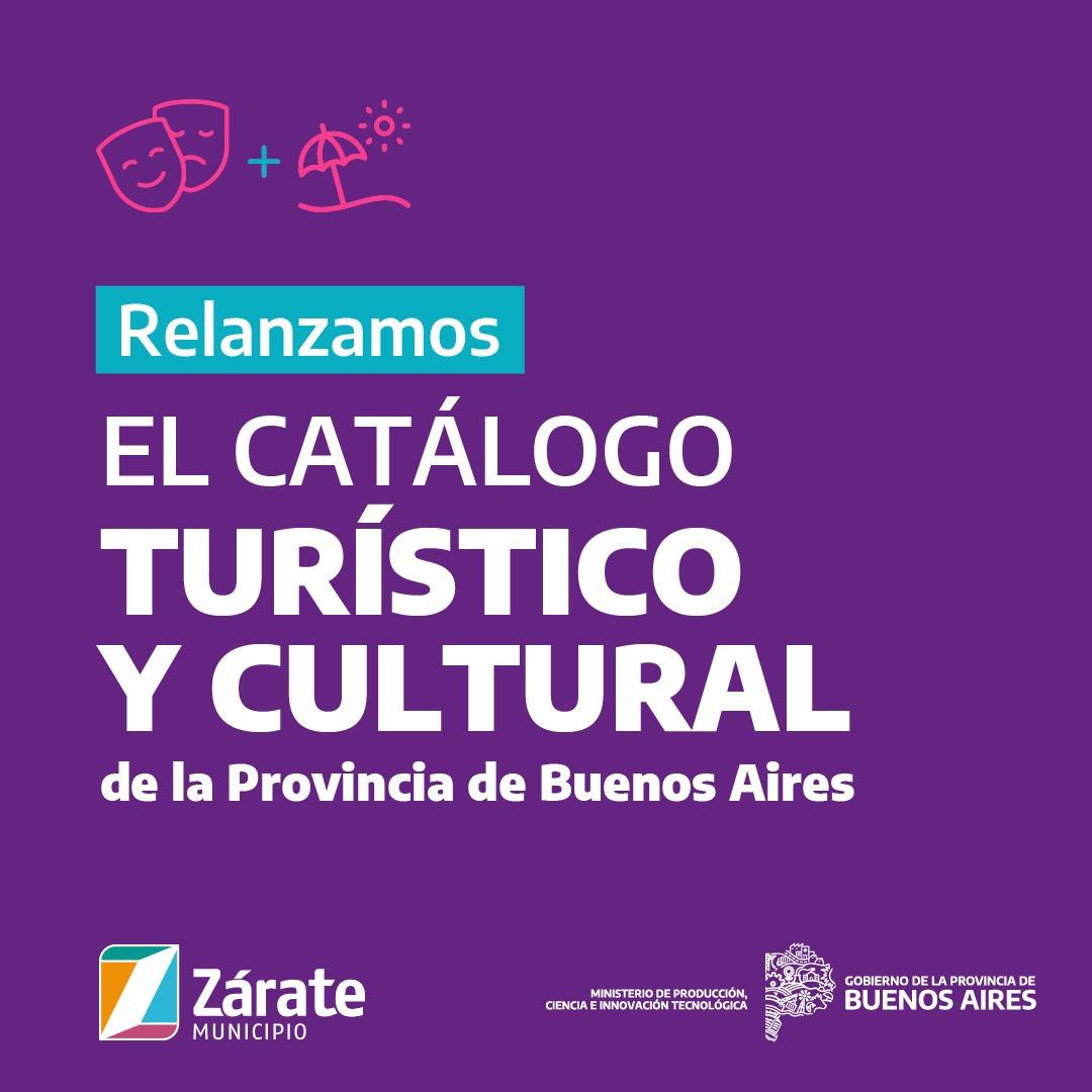 El Municipio informa sobre la inscripción para el segundo catálogo Cultural y Turístico que posibilitará a los espacios de ambos rubros recibir una ayuda económica