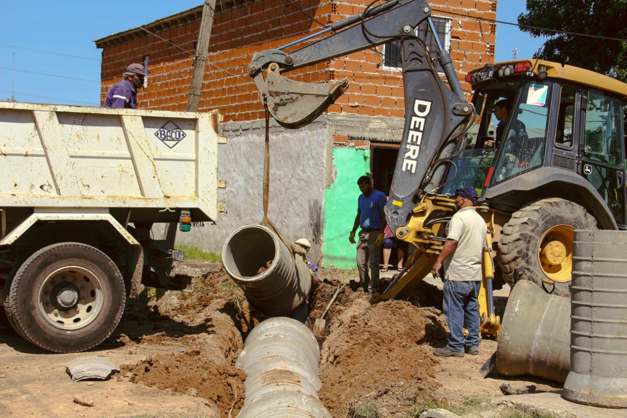 Se extiende el programa de Mejoramiento Integral en barrios de la ciudad
