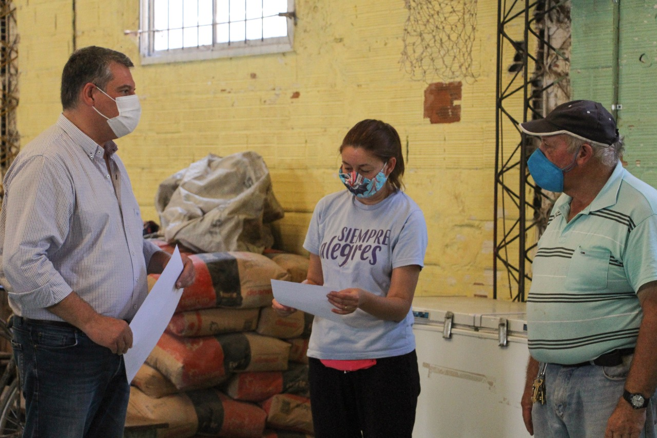 Municipio entregó aval al Centro de Formación de Don Bosco para el dictado de nuevas carreras con salida laboral