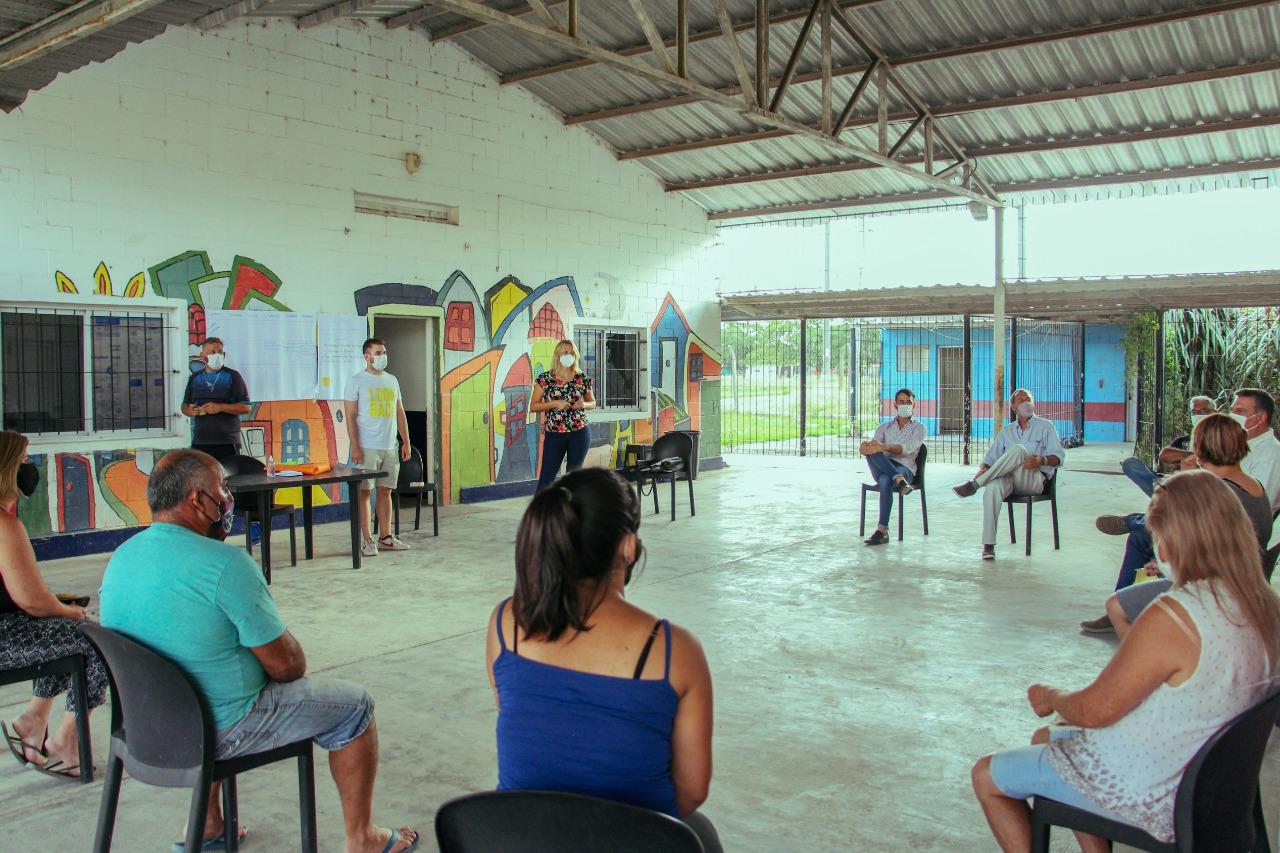 Solidaridad Urbana avanza con la participación de los vecinos
