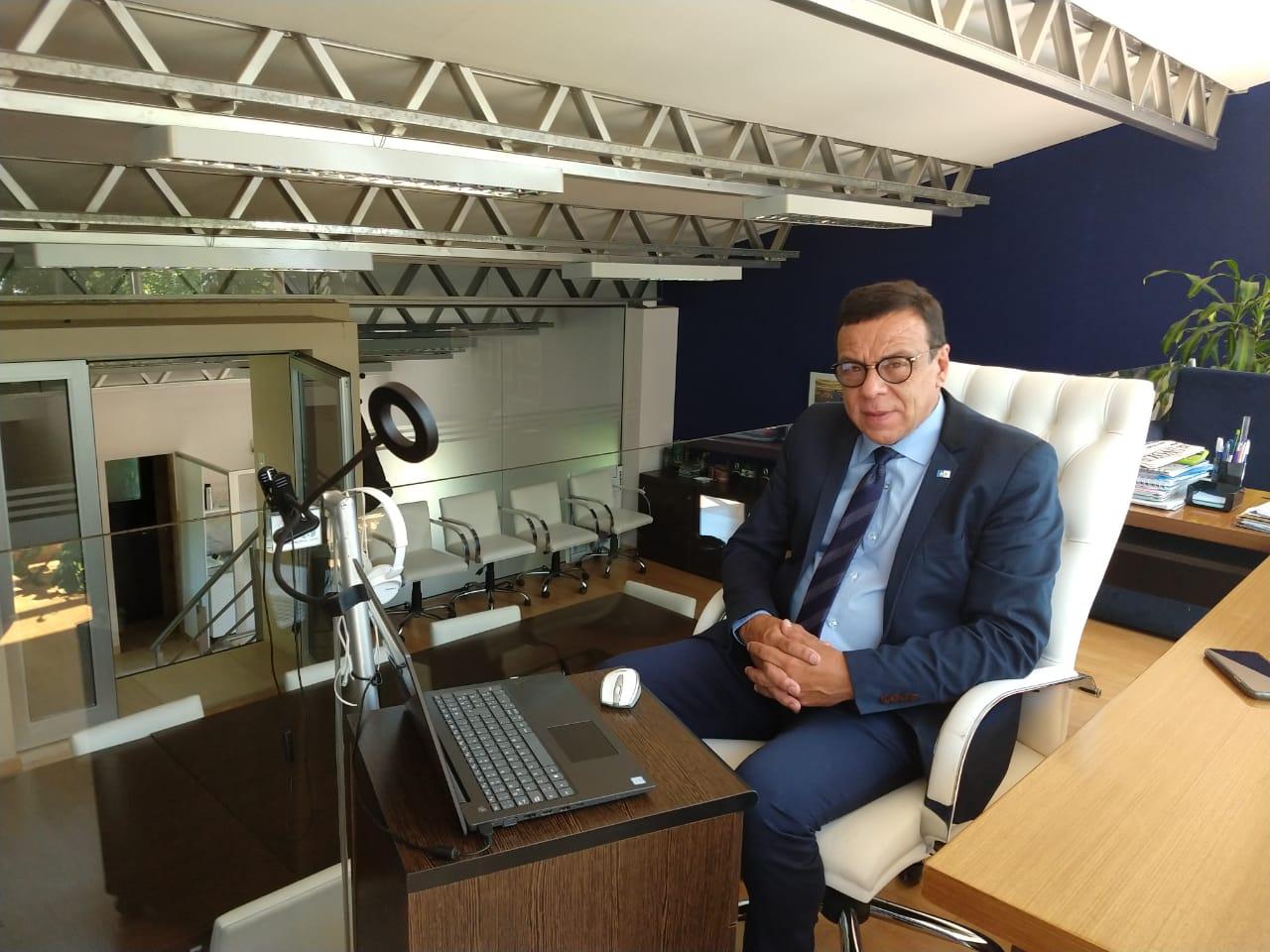 Cáffaro participó de una nueva reunión junto con el gobernador Kicillof