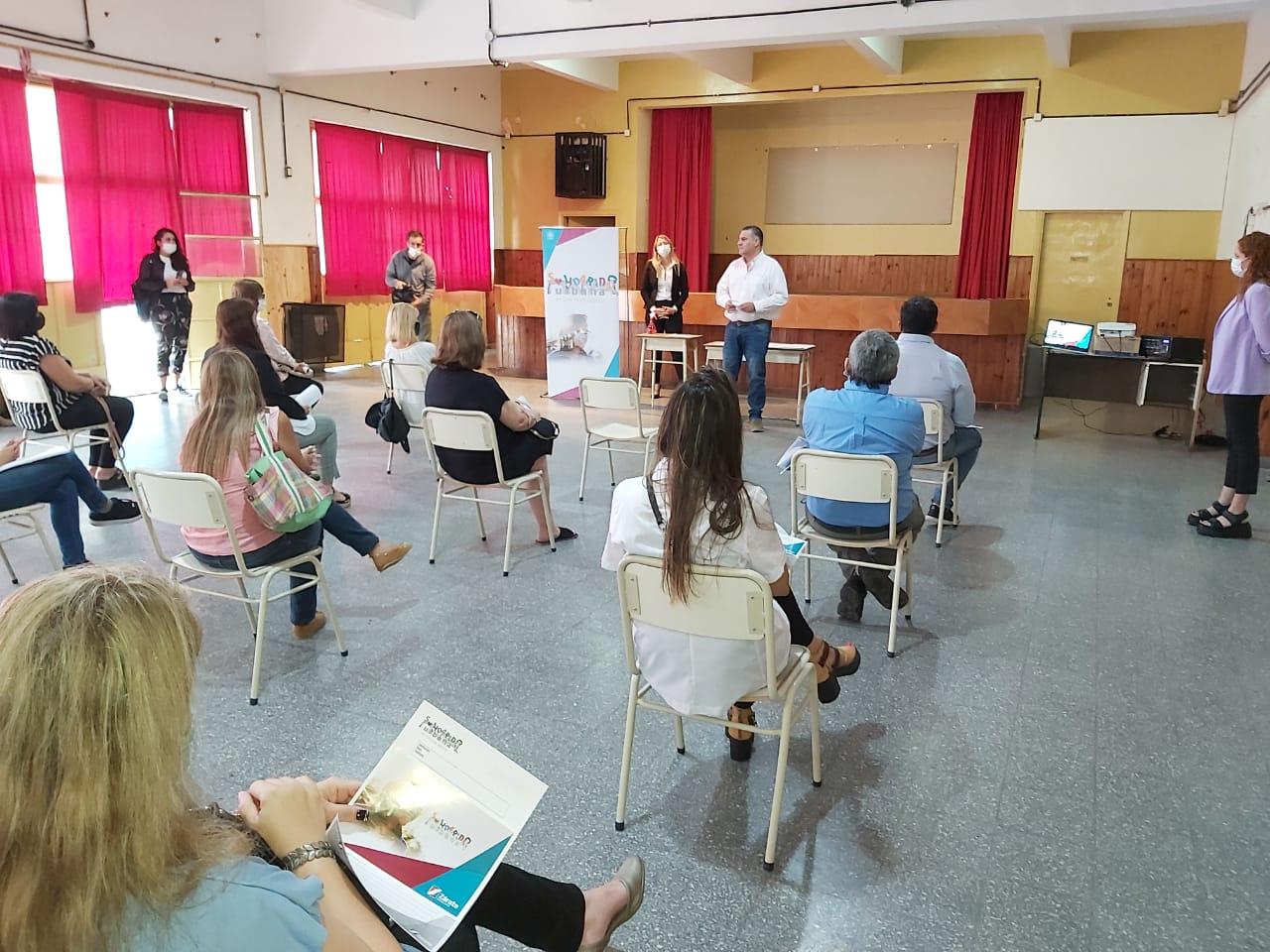 Solidaridad Urbana sumó adhesiones de instituciones educativas de nuestro distrito