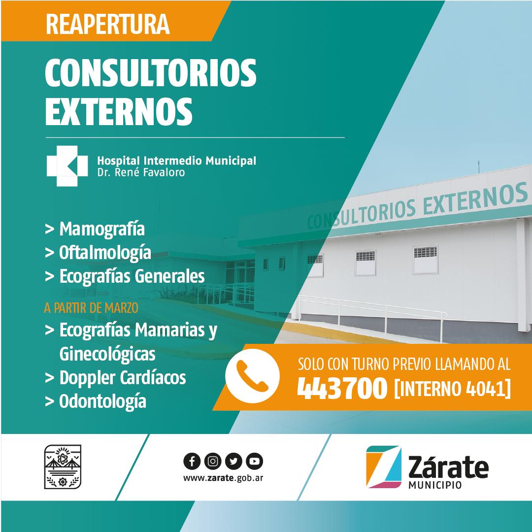 Municipio informa sobre turnos para estudios médicos