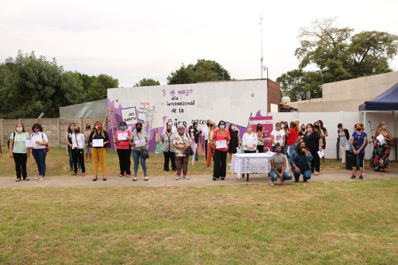 Lima: Nueva actividad del Municipio por el Día Internacional de la Mujer