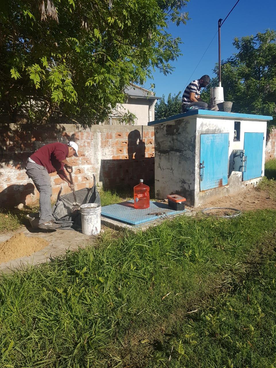El servicio de Aguas de Zárate nuevamente es víctima de vandalismo