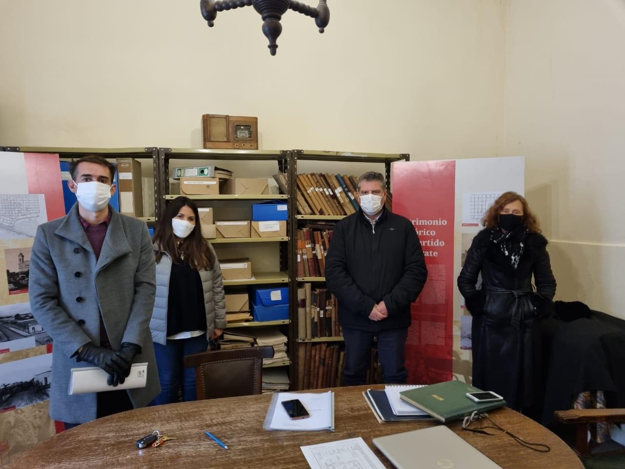 Avanza la consolidación del nuevo guion museográfico de la Quinta Jovita