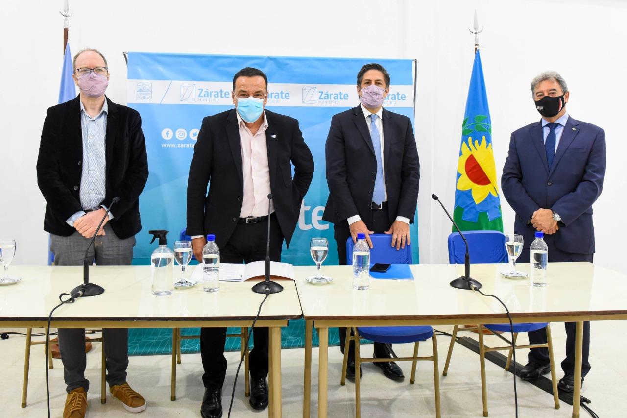 El Municipio presentó el programa Nexo Laboral
